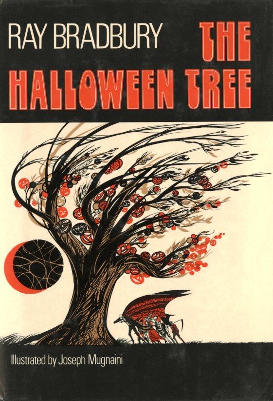 """Первое издание книги Рэя Брэдбери """"The Halloween Tree"""""""