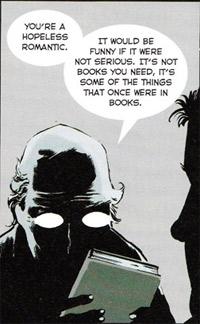Комикс 451 градус по Фаренгейту