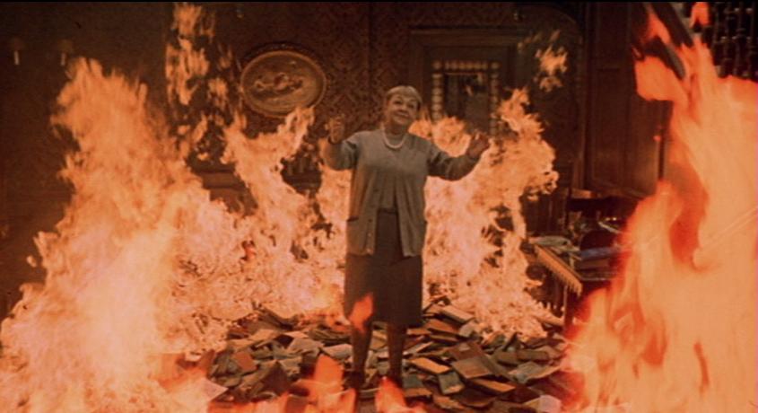 Фильм «451 градус по Фаренгейту», 1966. Рэй Брэдбери.RU Рей Бредбери.