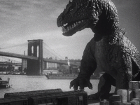 Фильм «Чудовище с глубины 20000 фатомов», 1953