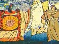 Мультфильм «Человек в воздухе», киностудия «Союзмультфильм», 1993