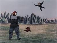 Мультфильм «Здесь могут водиться тигры», 1989