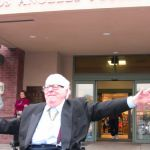 Ray bradbury at the Palms-Rancho Park Library